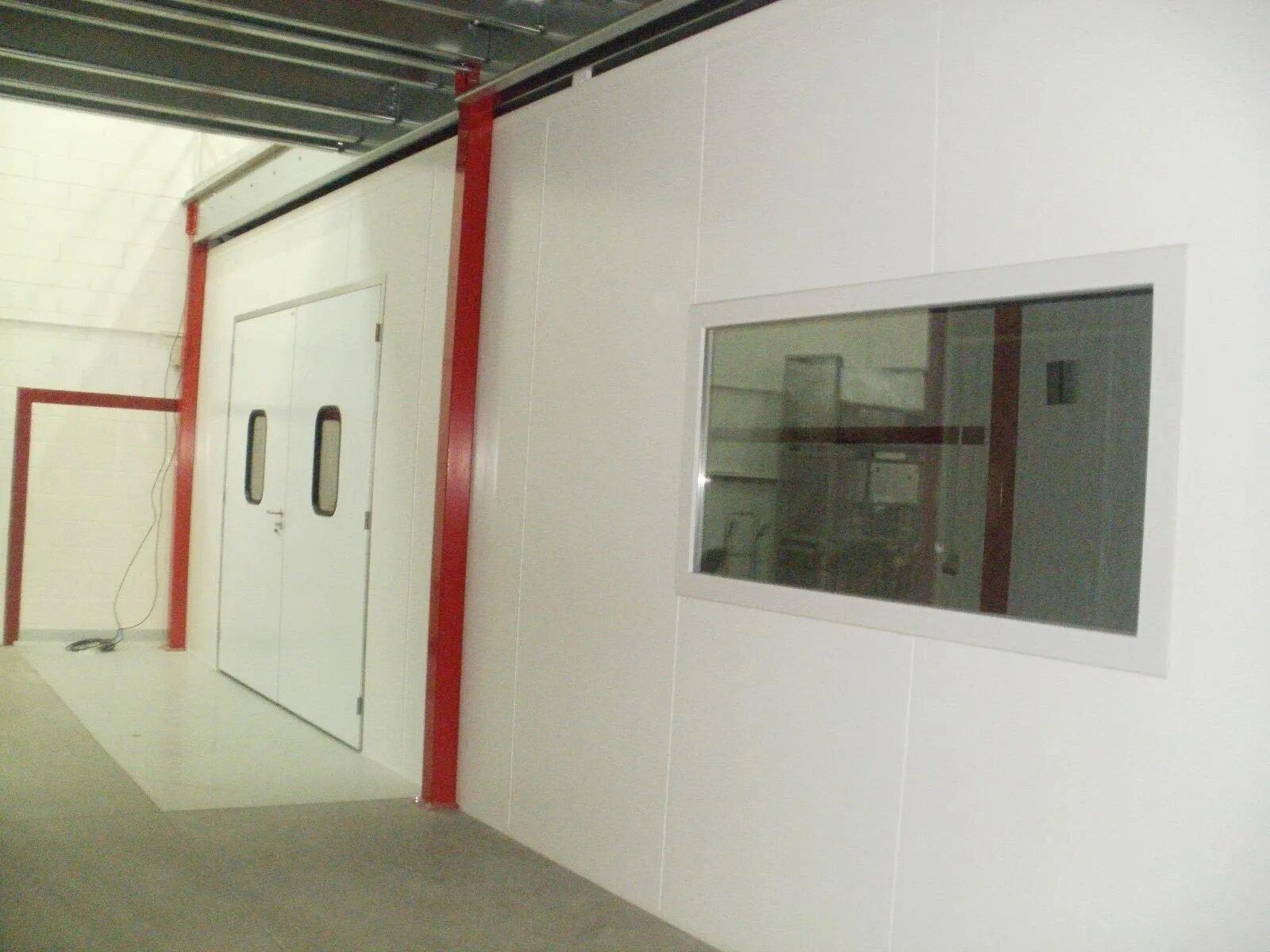 Chambre froide à Wasselonne │ ISOMAT